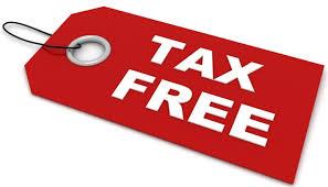 Nhiều trường hợp được miễn thuế